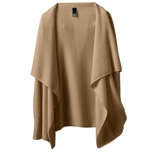 Best Connection, Poncho, beige, Frauen, Cardigan, Mäntel