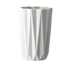 Bloomingville, Vase, Weiß, Interior, Living, Deko